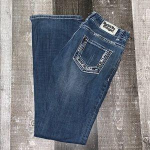Rock & Roll Cowgirl jeans *Read description